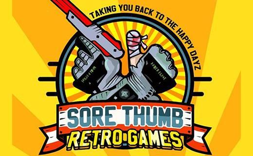 Sore Thumbs Retro Games