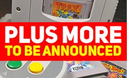 More to be announced